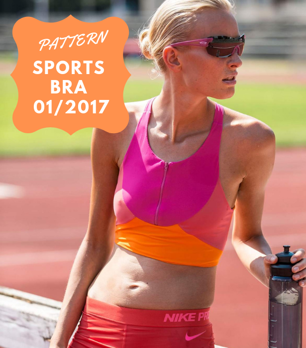 BRAugust Sports Bra