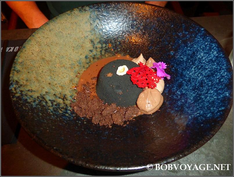 מוס שוקולד ניגאי ב-קיטו קאטו (Kitto Katto)