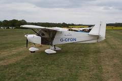 G-CFDN Best Off Skyranger [BMAAHB564] Popham 050519