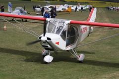 G-CGPW Raj Hamsa XAir Hawk [LAA 340-15000] Popham 050519