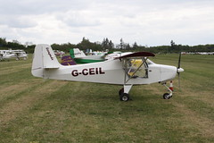 G-CEIL Just Aircraft Escapade 912 [BMAAHB506] Popham 050519