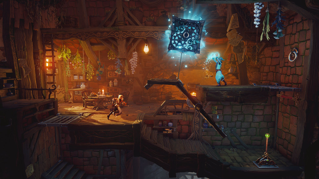 Trine 4 on PS4