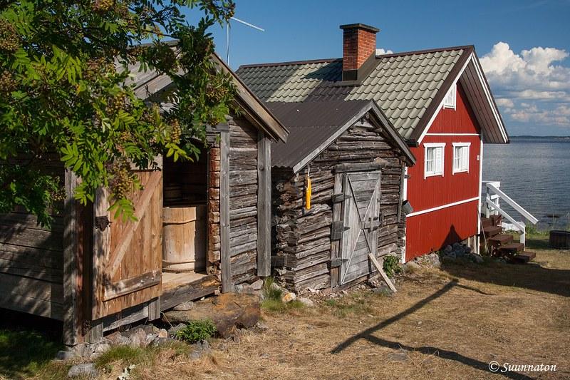 Kokkola, Ohtakarin kalastusmuseo | Matkablogi Suunnaton