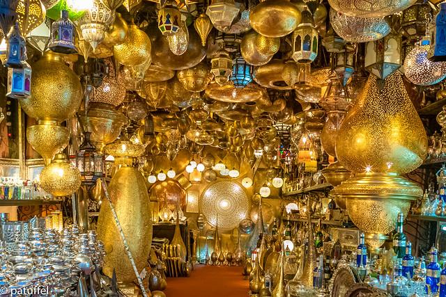 Ali Baba's Cave