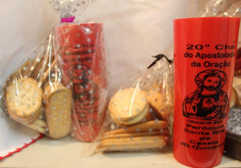 20º Chá Apostolado - Paróquia Santa Rita