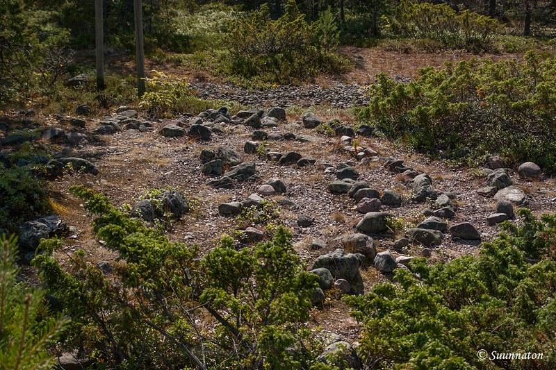 Kokkola, Ohtakarin jotulintarha | Matkablogi Suunnaton