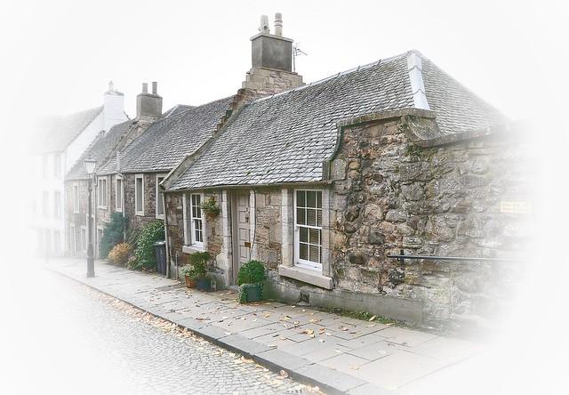 ....old cottages....