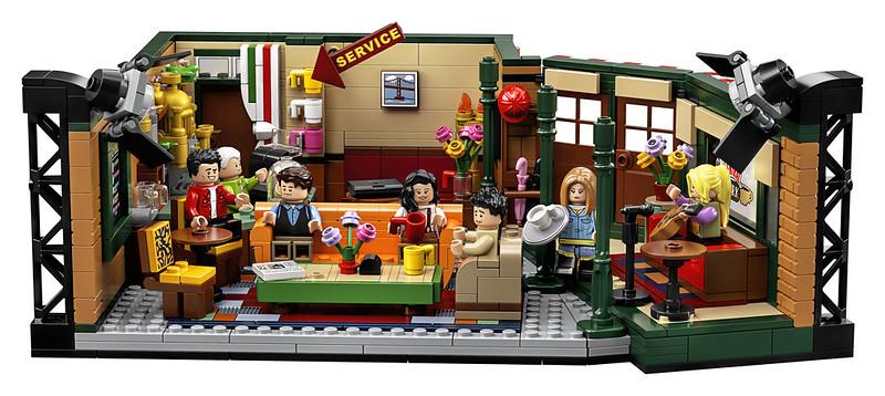 LEGO Ideas F.R.I.E.N.D.S. (21319)