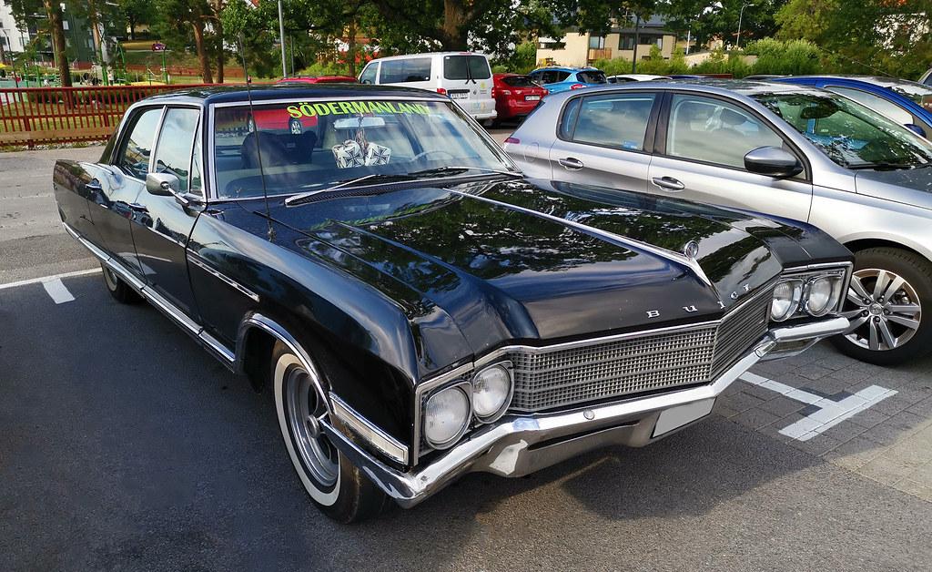 Buick, Electra 225, årsmodell 1966, 2019-08-07 | 53 år ...