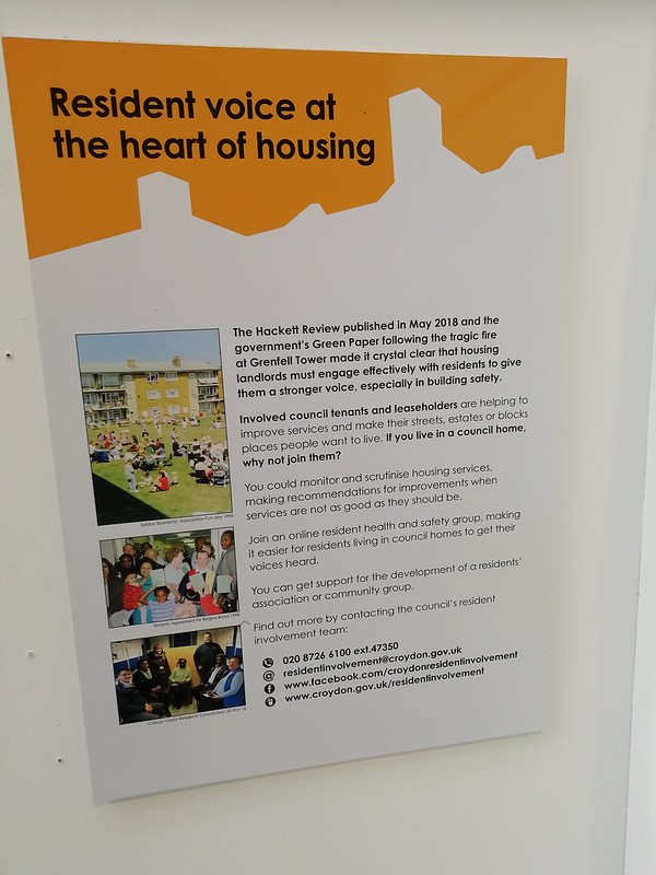 100 yrs croydon council housing