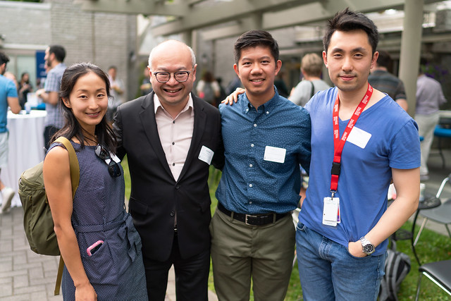 2019 Vancouver Alumni & Friends Summer BBQ