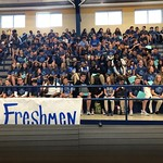 First Day Pep Rally
