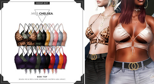 .miss chelsea. bobi top - group gift!