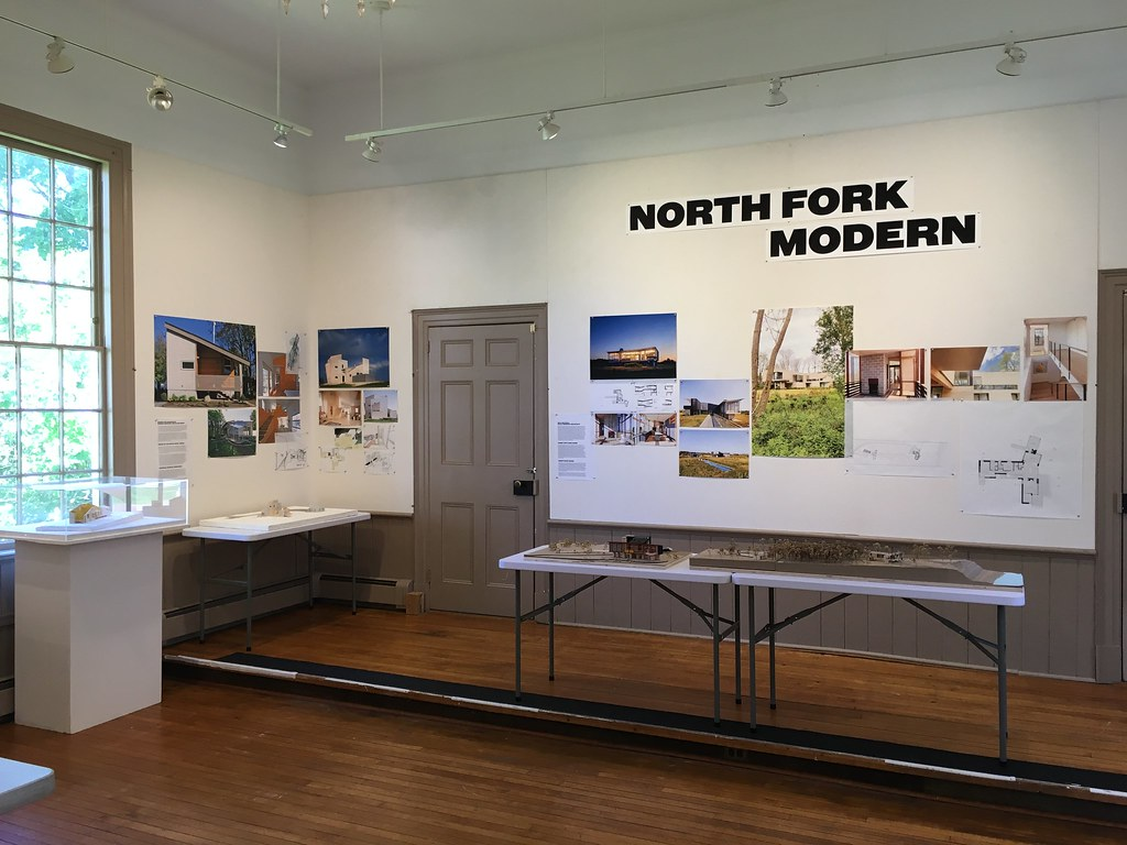 Roundtable: A New Wave of Modern Architecture on the North Fork