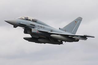 Typhoon 30+67 RIAT 2019