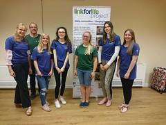 Link for Life Penkridge Team Aug 2019
