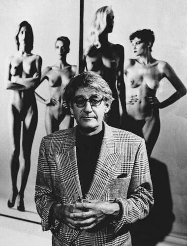 Helmut Newton Frames from the Edge