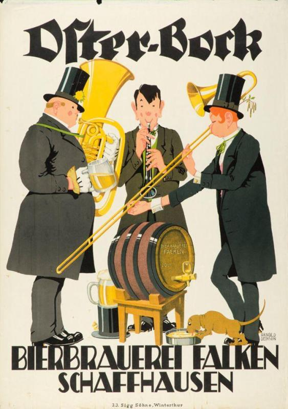 Falken-1931-musical-trio
