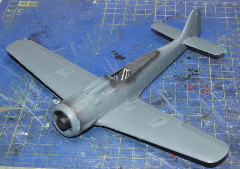 Focke-Wulf Fw. 190A-8, Eduard 1/48 (Kollobygge II) 48482403337_f02bb544a3_c