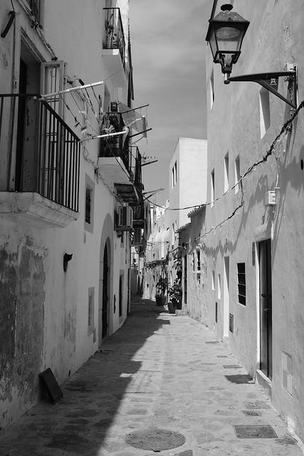 Barrio Sa Penya Ibiza