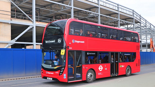 Stagecoach London - 12435 - SN67XDY