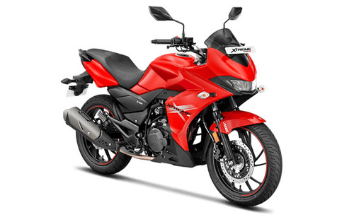 Review de la Moto Hero Xtreme 200S