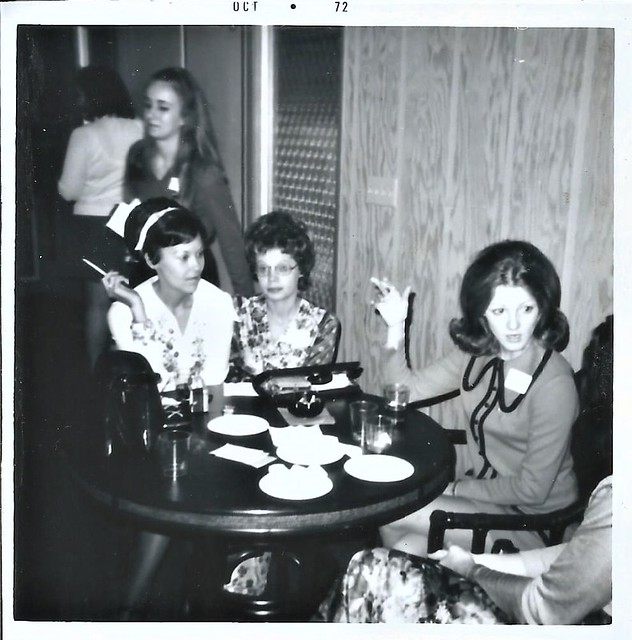 The Big-Haired Ladies Club, Oct 1972
