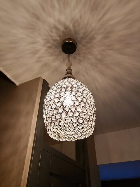 Plafondlamp hal landelijk