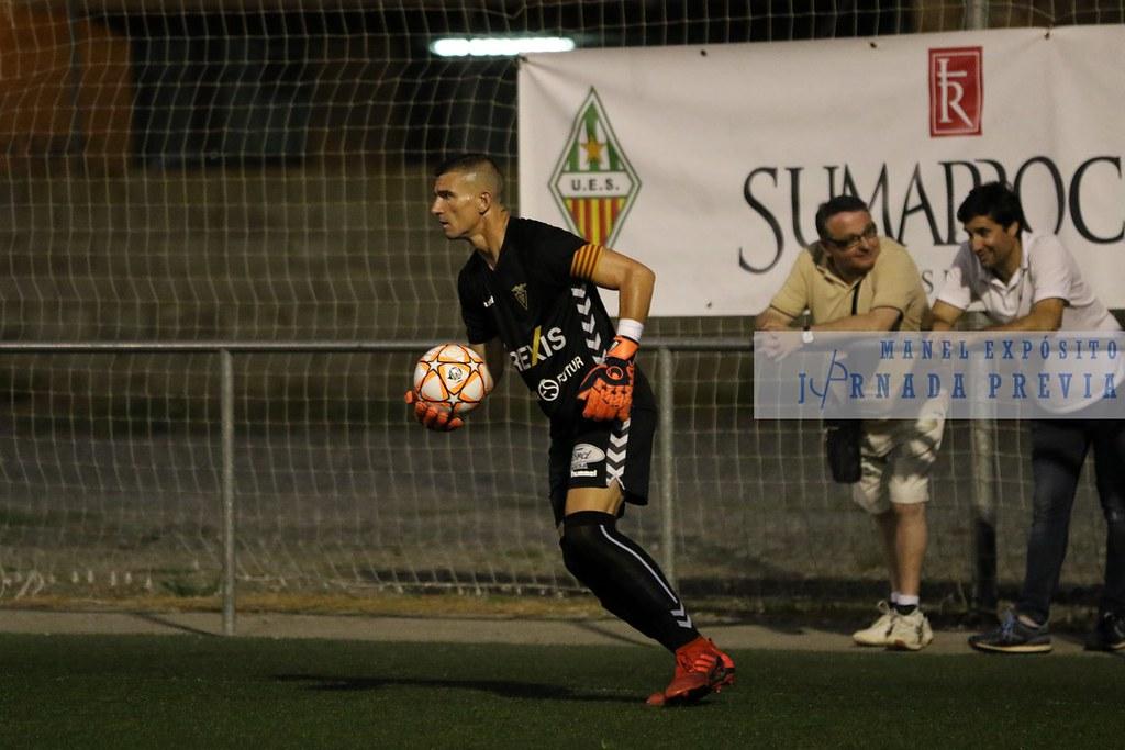 CopaCat: UE Sants - CF Badalona