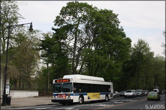 New Flyer C40LF – New York City Bus / MTA (Metropolitan Transportation Authority) n°441