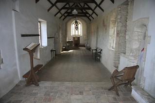 Whitcombe Church, Whitcombe, Dorset