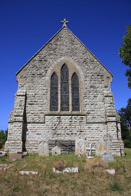Holy Trinity Church, Warmwell, Dorset