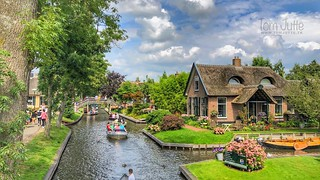 Giethoorn, Venice of the Netherlands - 2851 | by HereIsTom