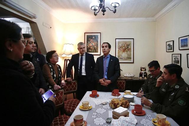 #EnTerreno : Reunión de Seguridad en Matta Sur - Maule 675