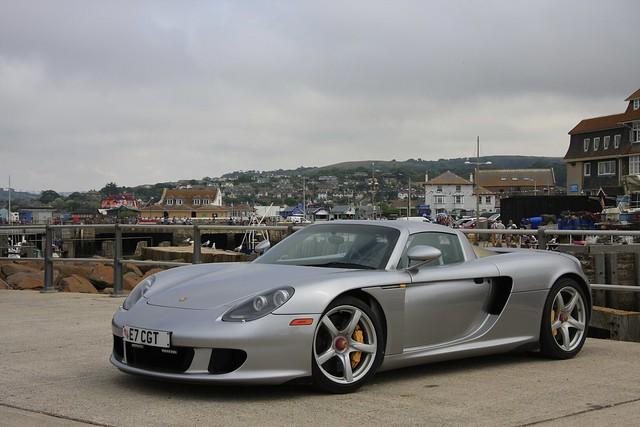 E7 CGT 2005 Porsche Carrera GT