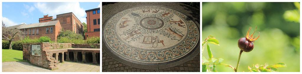Roman Gardens, Chester
