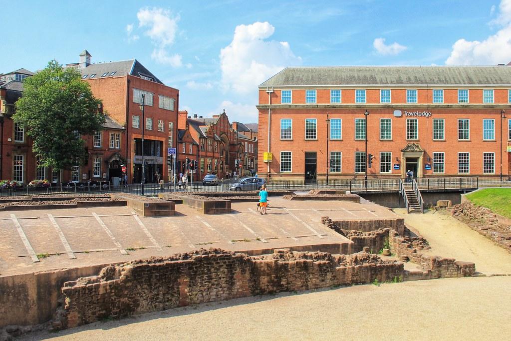 Roman Amphitheatre, Chester