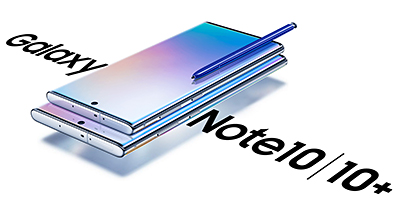 The Note10 & Note 10+ were unveiled this morning during Samsung Galaxy Unpacked 2019 in New York on 7 August at 4pm EDT.