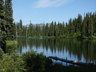 Diamond Lake, Alpine Lakes Wilderness, WA