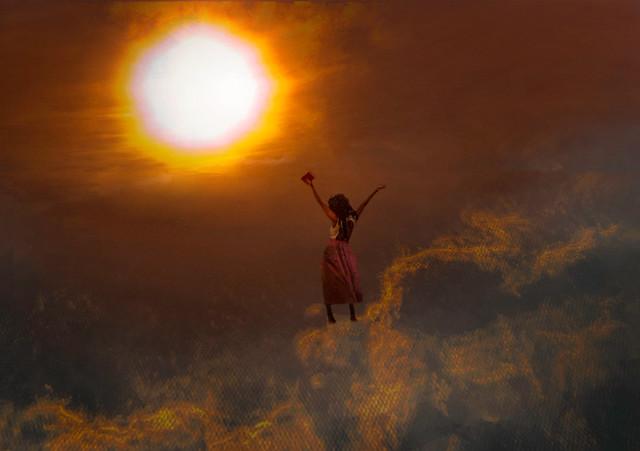 Worshiping the Sun