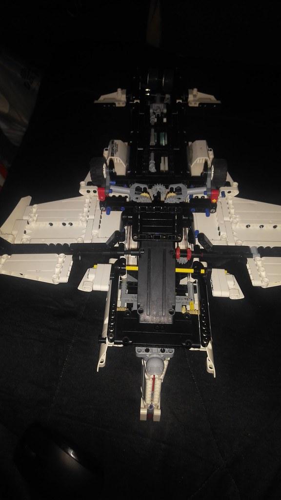 Lego Idea Mars orbiter