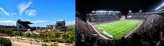 Atletico´s old stadium demolition