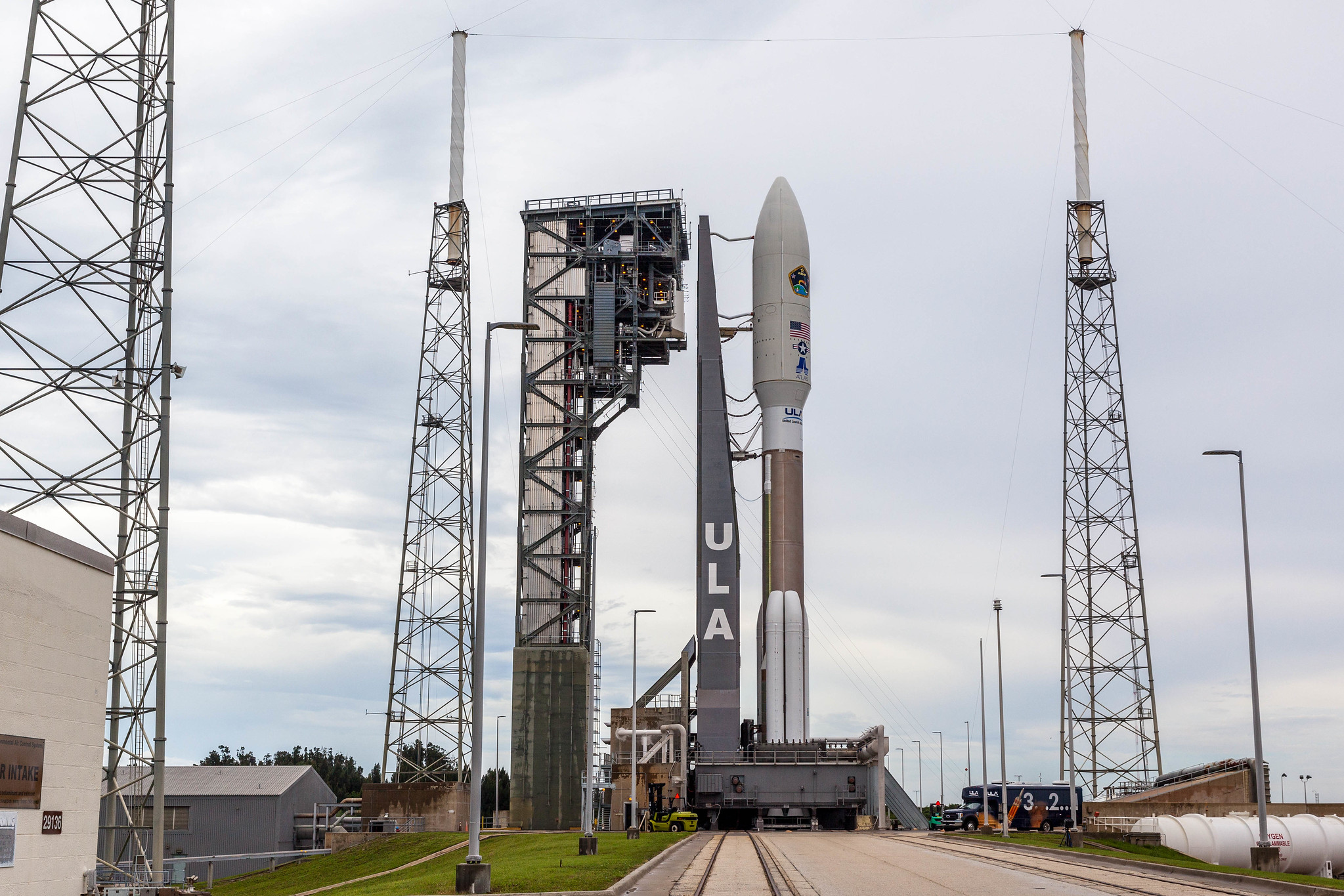 ULA Atlas V - AEHF-5