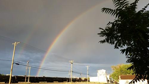Fernley Double Rainbow