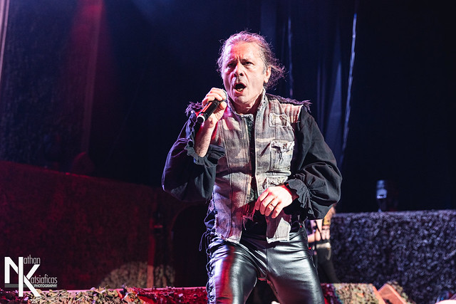 Iron Maiden (w/ The Raven Age) @ Xfinity Center (Mansfield, MA) on August 1, 2019