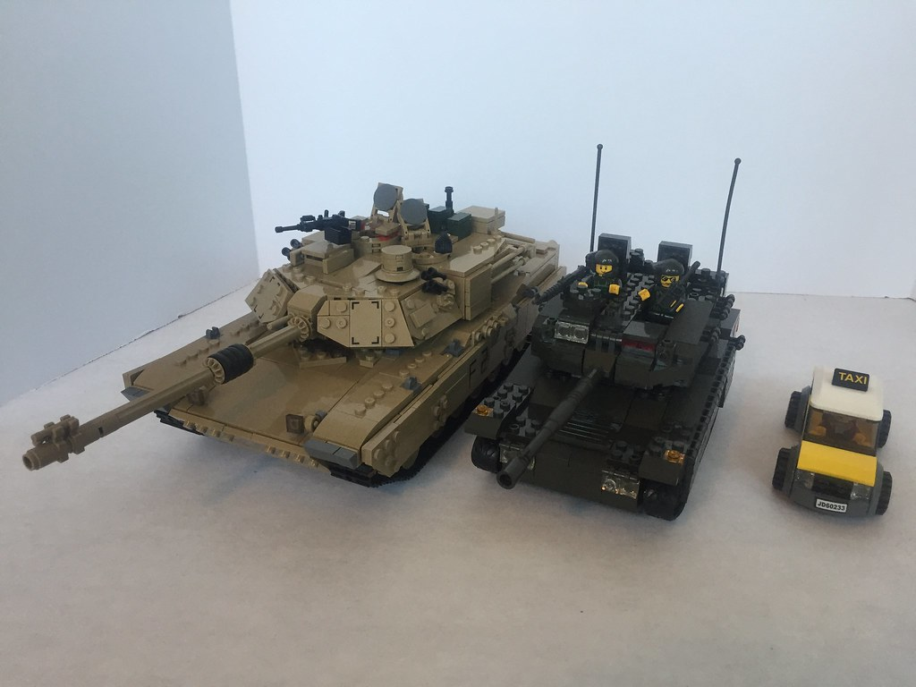 8 Tanks Comparison