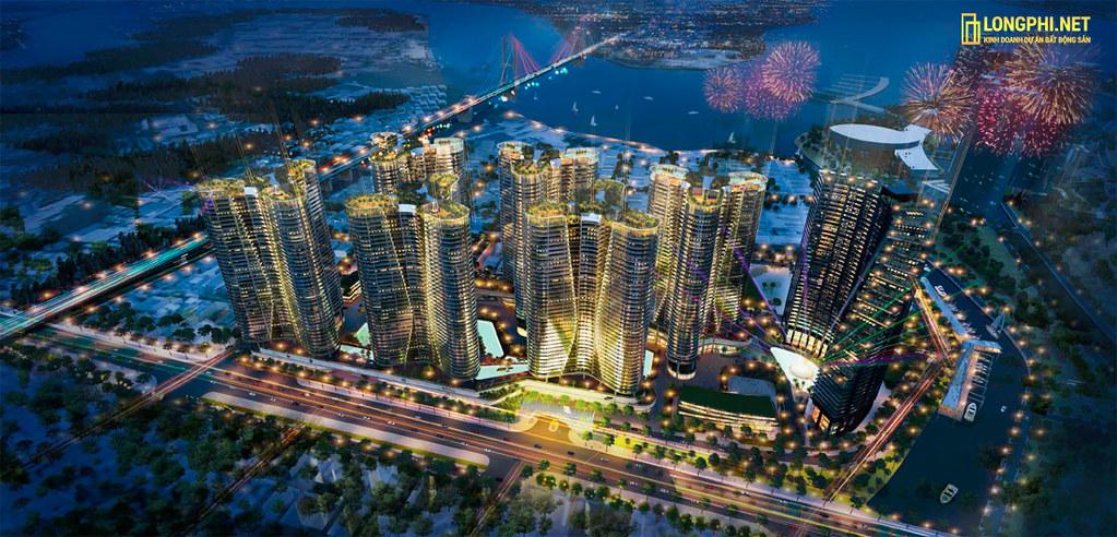Sunshine Diamond River chiến thắng thuyết phục tại hai hạng mục: Dự án công trình xanh đột phá nhất Việt Nam và Dự án được yêu thích nhất năm 2019.