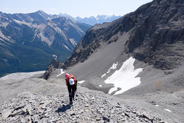 Scrambles - Walcott Peak-7