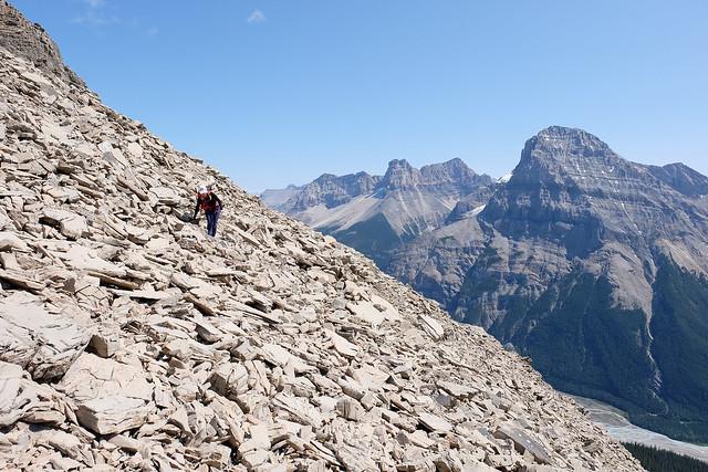 Scrambles - Walcott Peak-6