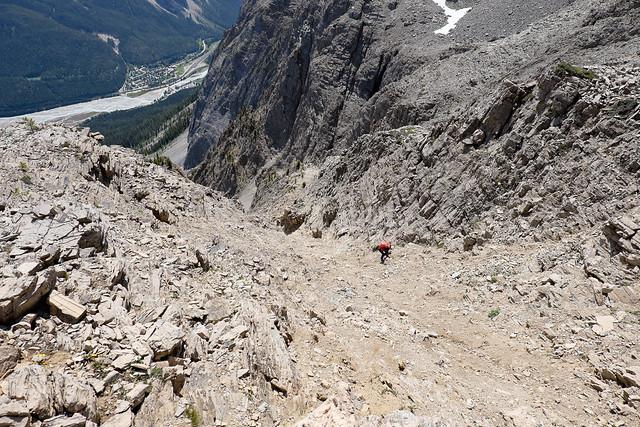 Scrambles - Walcott Peak-5